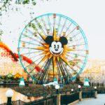 Samarbeid med Disneyland!
